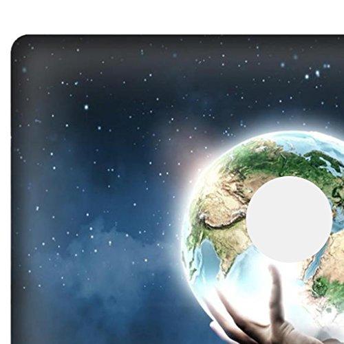 Sharplace Kreative Notebook Aufkleber Schutzfolie Skin Sticker für Apple MacBook Pro 13.3  (A1706 / A1708) - Form 5 Form 13 qZc9yEjcO