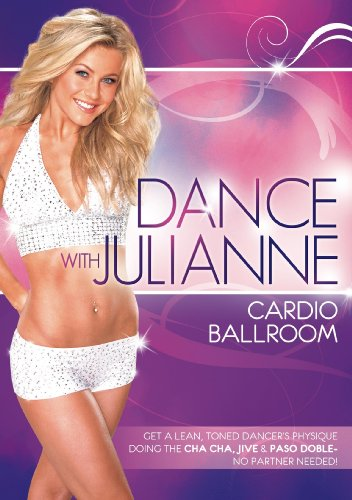 Step Pump Cardio - Dance with Julianne: Cardio Ballroom