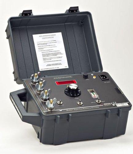 Megger 247001 Single-Pack Digital Low Resistance