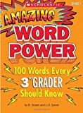Amazing Word Power: 100 Words Every 3rd Grader Should Know