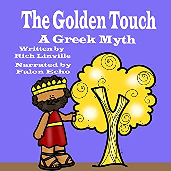 the golden touch myth