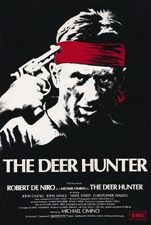 Deer Hunter Poster B 27x40 Robert De Niro Christopher Walken Meryl Streep