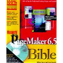 PageMaker 6 5 for Windows 95 Bible by Nigel French (1997-01-03)