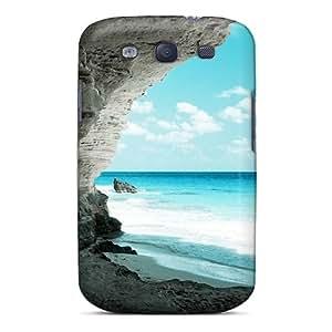 Premium Galaxy S3 Case - Protective Skin - High Quality For Amazing Seashore