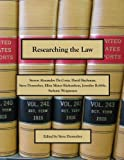 Researching the Law, Steve Donweber and Steven Da Costa, 1500601705
