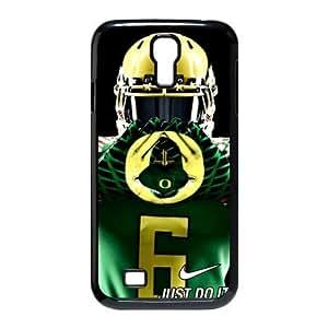 Diy iphone 5 5s case Customized Popular NCAA Oregon Ducks Samsung Galaxy S4 I9500 Plastic Case CoverFashion Green Jersey Phone Case
