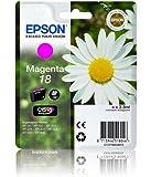 Epson Expression Home XP312 Magenta Genuine Epson Printer Ink Cartridge - Epson 18 Daisy Series