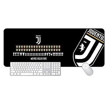 SJYMKYC Juventus Real Madrid AC Milán Inter De Milán Barcelona Alfombrilla De Ratón Grande Messi C