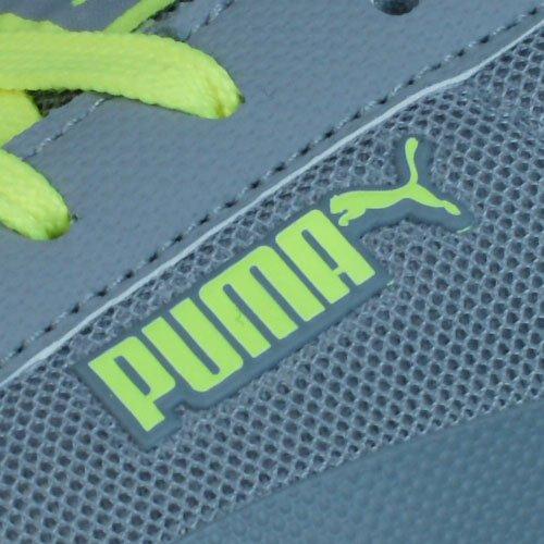 Puma Archive Lite Low Mesh Rt - Zapatillas Unisex adulto Gris / Amarillo