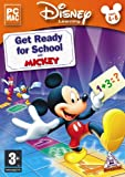 Education: Mickey Get ready for school (PC)