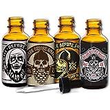 Grave Before Shave™ Beard Oil 4 Pack