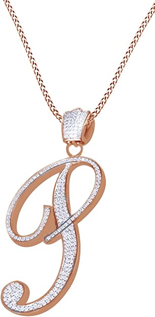 AFFY Fashion Pendant Necklace in 14K Yellow Gold Over Sterling Silver