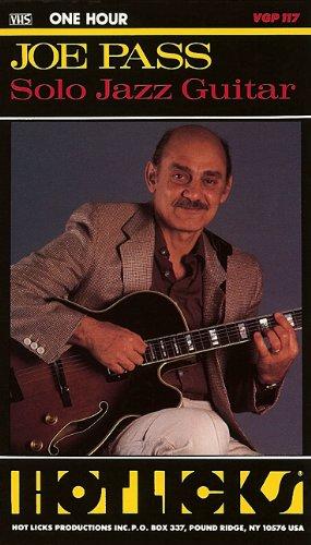 (Joe Pass: Solo Jazz Guitar)