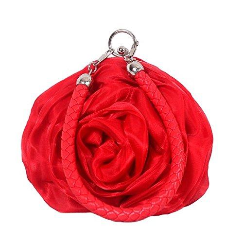 femme Pochettes rouge OKDRESS OKDRESS OKDRESS femme Pochettes rouge twwE1Bq