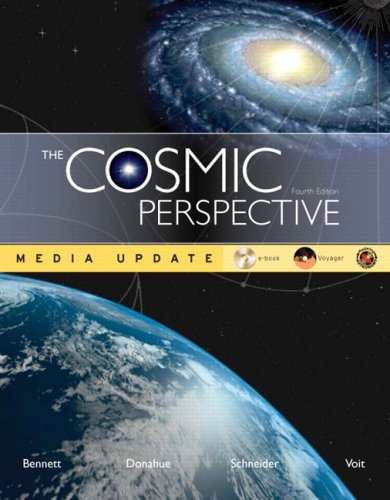 Cosmic Perspective Media Update with MasteringAstronomy(TM) and Voyager SkyGazer Planetarium Software, The (4th Edition)