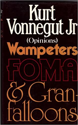 Book Wampeters, Foma and Granfalloons