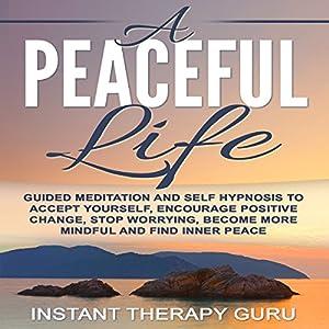 A Peaceful Life Speech