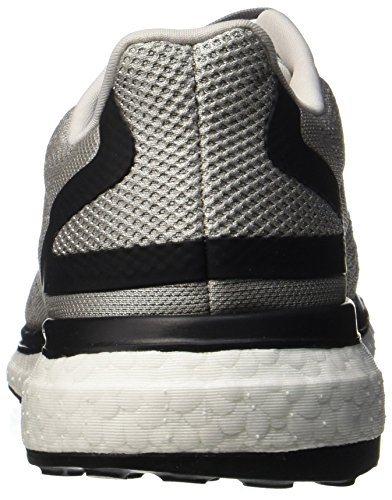 adidas Response Lt, Chaussures de Running Compétition Homme, Gris Gris (Grey Two/Night Metallic/Grey Three)