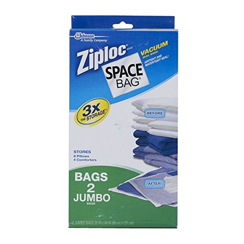 Space Jumbo Vacuum Storage Clear product image