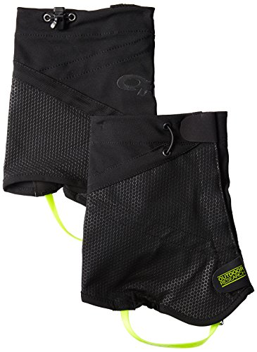 Outdoor Research Flex-Tex II Gaiters, Black, Small/Medium
