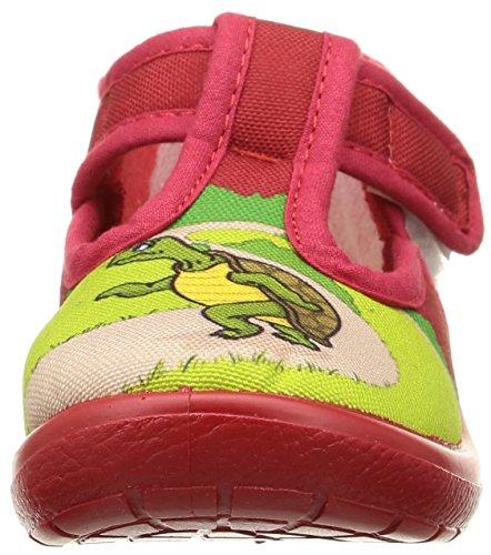 Little Mary Sonlievre - Zapatillas de casa Niños Rojo - rojo