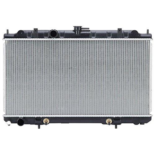 - Klimoto Brand New Radiator fits Nissan Sentra 2002 2003 2004 2005 2006 2.5L L4 SE-R Spec V NI3010200 214604Z700 DS37031A 432656 2469 CU2469 RAD2469 DPI2469