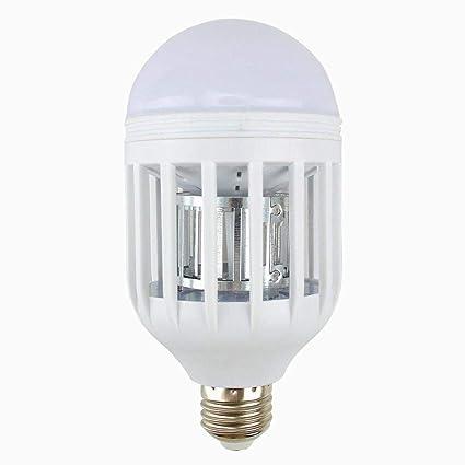 Hilai Boca de Tornillo LED Insecto Asesino luz Bombilla eléctrica Bug Zapper Mosquito Trap 110V 15W