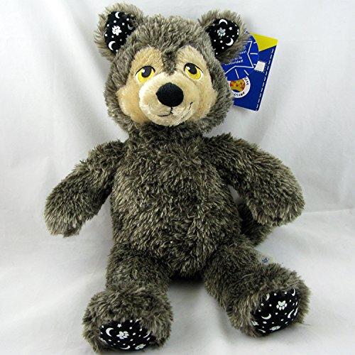 Build A Bear Werewolf Howl-o-Ween Glow in the Dark Halloween Plush Stuffed 17 -