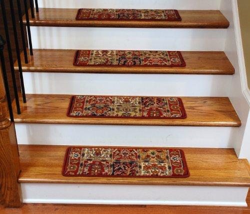 Premium Carpet Stair Treads Panel