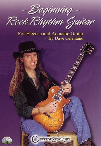 Beginning Rock Rhythm Guitar: For Electric and Acoustic (Beginning Acoustic Guitar Video)