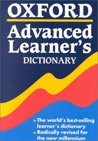 Oxford Advanced Learner's Dictionary: Amazon.co.uk: A.S. Hornby ...
