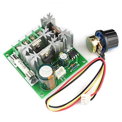 15A 6V-90V DC Motor Speed Controller 6V 12V 24V 36V 48V 72V 90V Large Power PWM Regulator Governor Switch