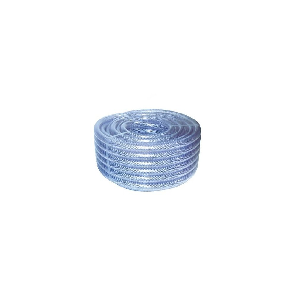 À 1plant Sales–tuyau tressé en PVC, & # X2300; 10mm, 30m, pour eau, compresseur de l'air, chimique, chasse, Pompe