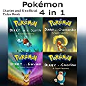 Pokemon: Diaries and Unofficial Tales 4-in-1 Book Audiobook by Tagashi Takashima Narrated by John H. Fehskens