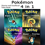Pokemon: Diaries and Unofficial Tales 4-in-1 Book | Tagashi Takashima