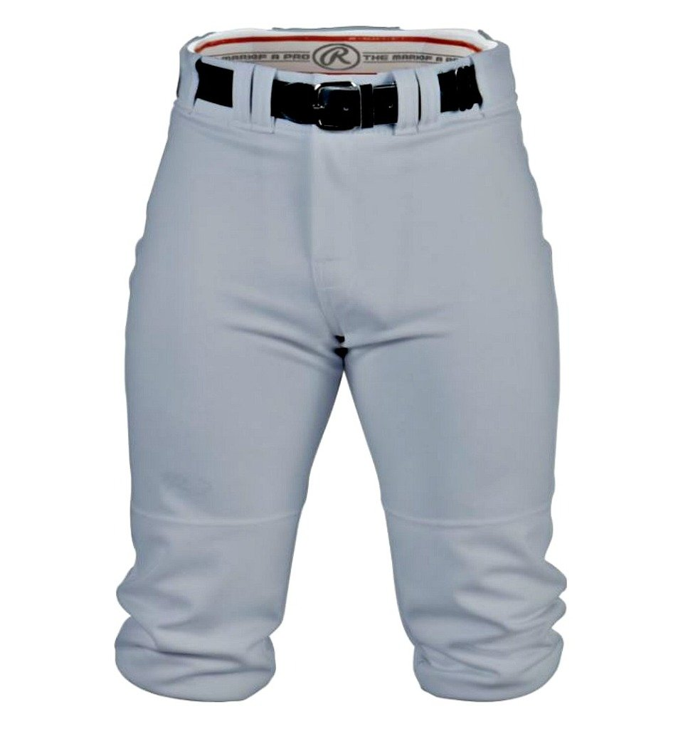 Rawlings Youth Premium Knee-High Fit Knickers Baseball Softball Pants (Youth Large)