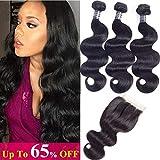 Best Hair Bundles - 10A Brazilian Virgin Body Wave Hair 3 Bundles Review