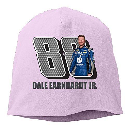 ACMIRAN Dale Earnhardt Jr. Personalize Fashion Watch Cap One Size Pink