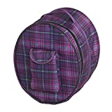 Centaur ER Plaid Helmet Bag - Size:One Size Color Orchid Plaid