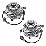 CRS NT513188 (pair) New Wheel Bearing Hub Assembly, for both Front Left and Right