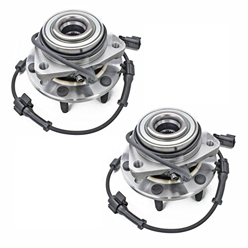 New Wheel Bearing Hub Assembly, for both Front Left and Right ()