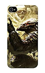 Hot Tpye Predator Decapitation Case Cover For Iphone 5/5s