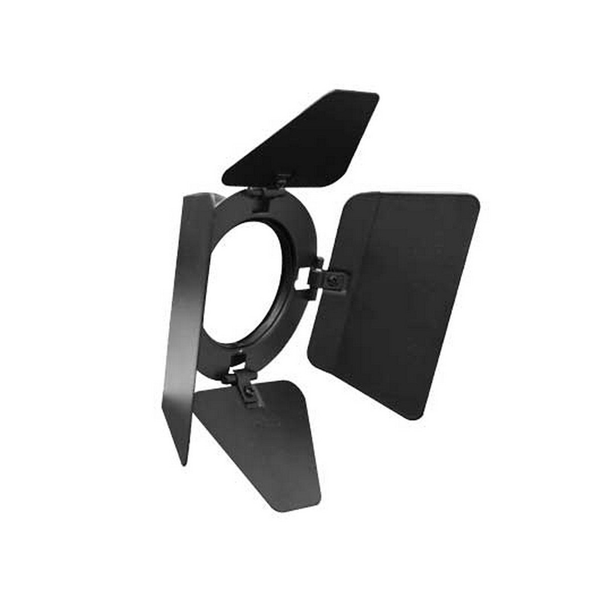 Odyssey Cases LSPAR16BDB | Black Barn Door for PAR 16 Odyssey Light Fixtures by ODYSSEY