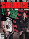 img - for The Source Magazine Issue #273 (December 2017/January 2018) The Power 30 Issue Dr. Dre & Jimmy Iovine Cover book / textbook / text book