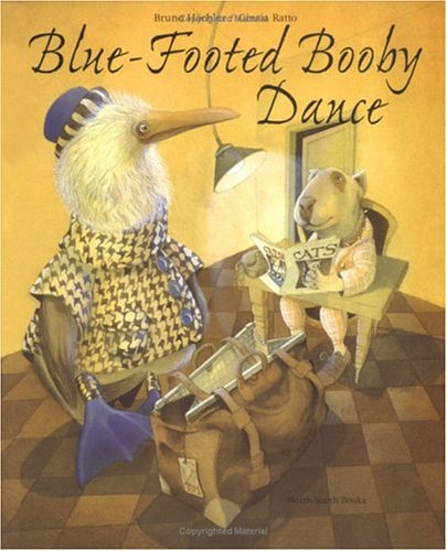 Read Online Blue-Footed Booby Dance pdf epub