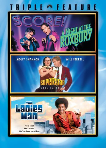 A Round-the-clock At the Roxbury / Superstar / The Ladies Man (Triple Feature)