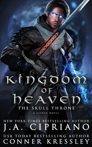 The Skull Throne: A Litrpg Novel