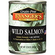 Grain-Free Wild Salmon for Dogs & Cats