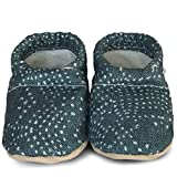 CLAMFEET Organic soft soled baby shoes, RIDGE