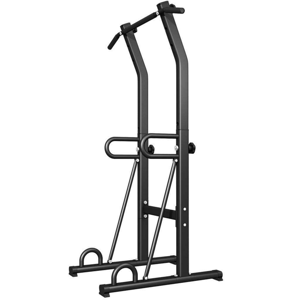 Power Tower, Fitness Rack, Duty Multi-Function Dip Station Power Tower Pull Push Chin Up Bar, Adjustable Dip Station Power Tower Pull Push Chin Up Bar Fitness Body Exercise Equipment [US in Stock]
